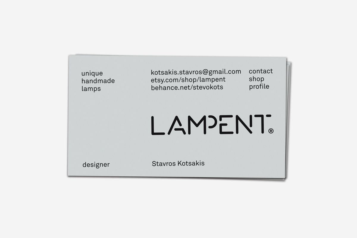 Lampent® on Behance