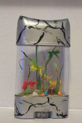 Aquarium Spielzeug