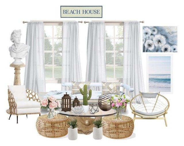 Beach House! - Living Room\