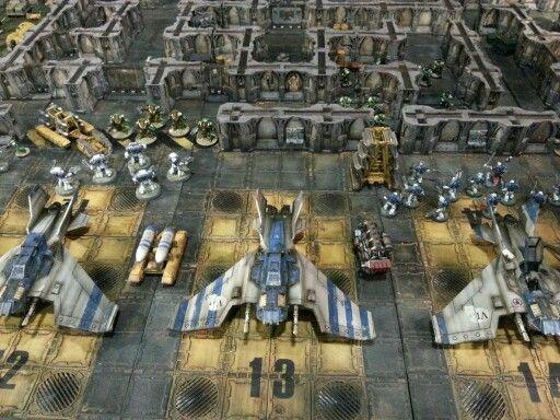 Zone Mortalis Terrain Wargaming Terrain Game Terrain