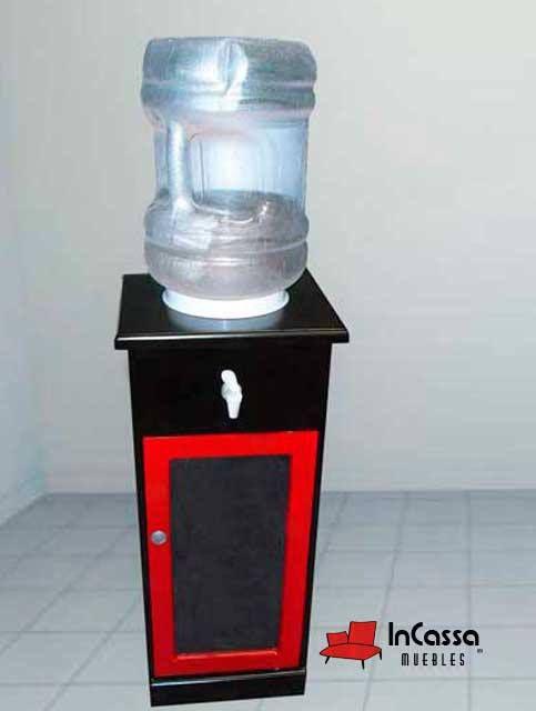 Porta-Garrafón Mod. HAMILTON Medidas: Frente: 37cm, Alto: 82cm ... | {Porta küchen 11}
