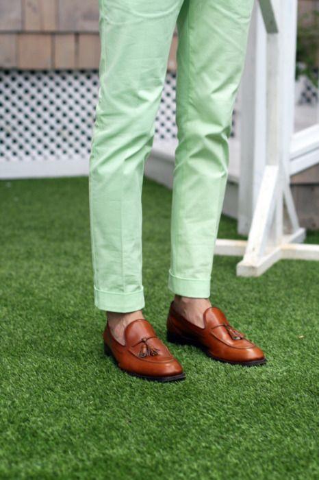 Love preppy guy style.