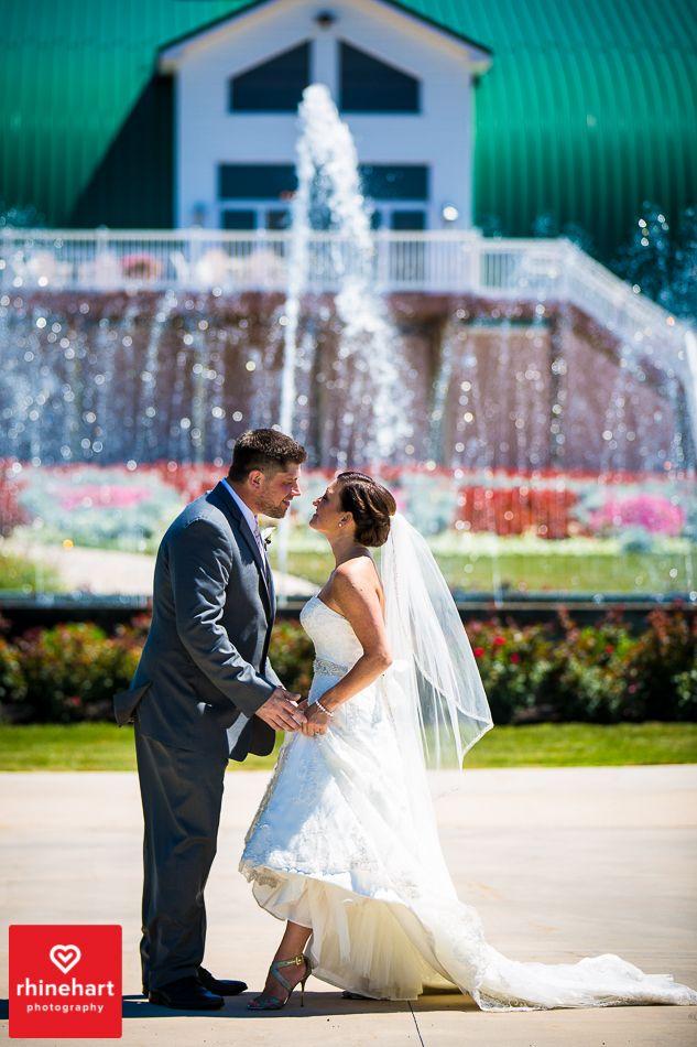 green grove gardens creative wedding photographer greencastle pa
