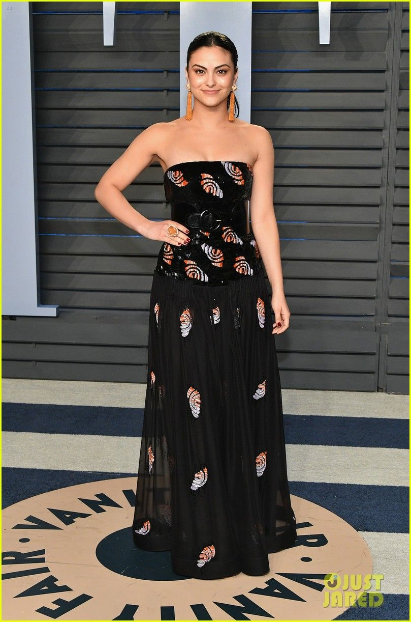 Camila Mendes Phoebe Tonkin Kat Graham Serayah Maya Hawke Vf Oscars