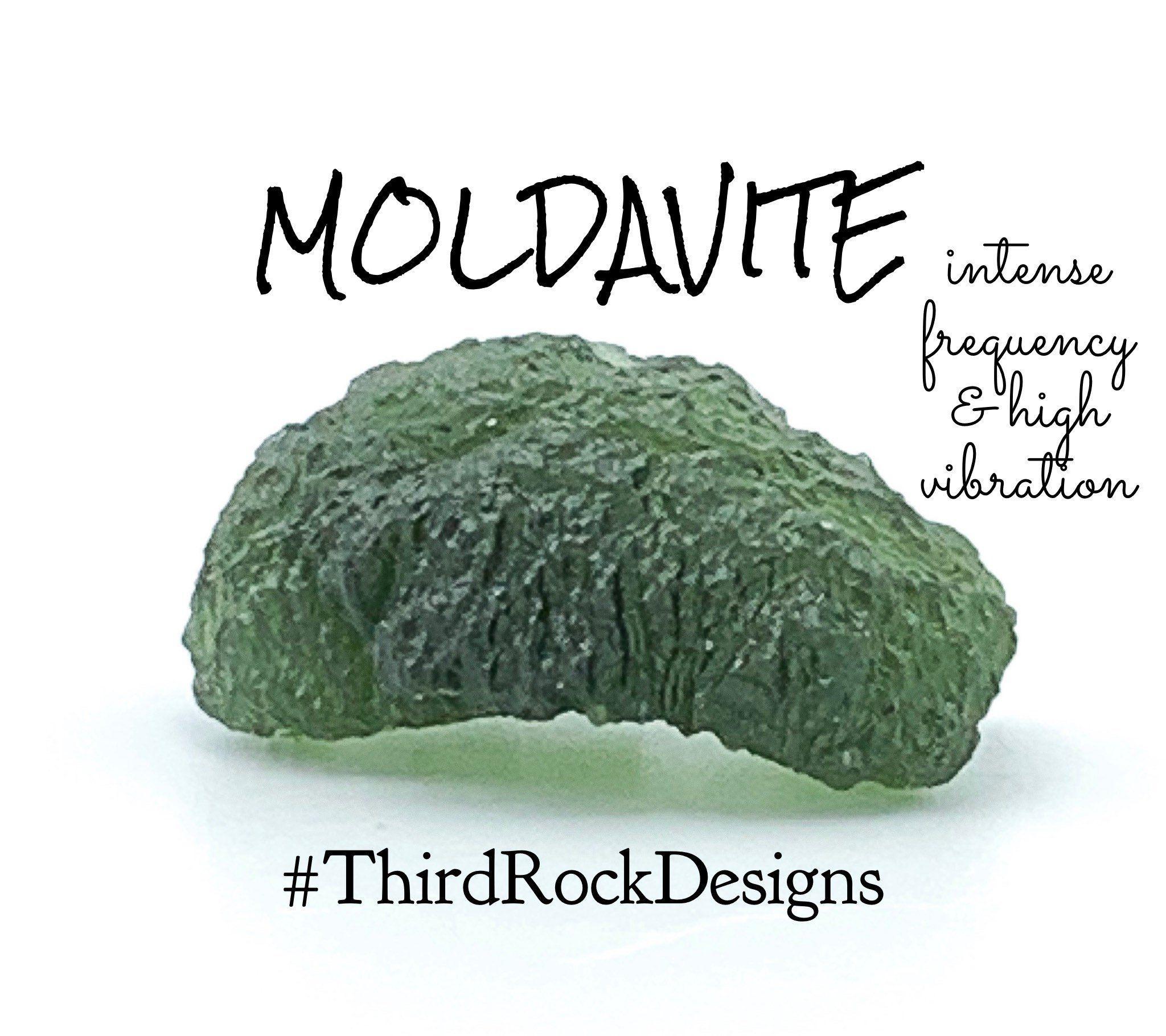 AAA Moldavite, Healing Crystals and Stones, Tektite