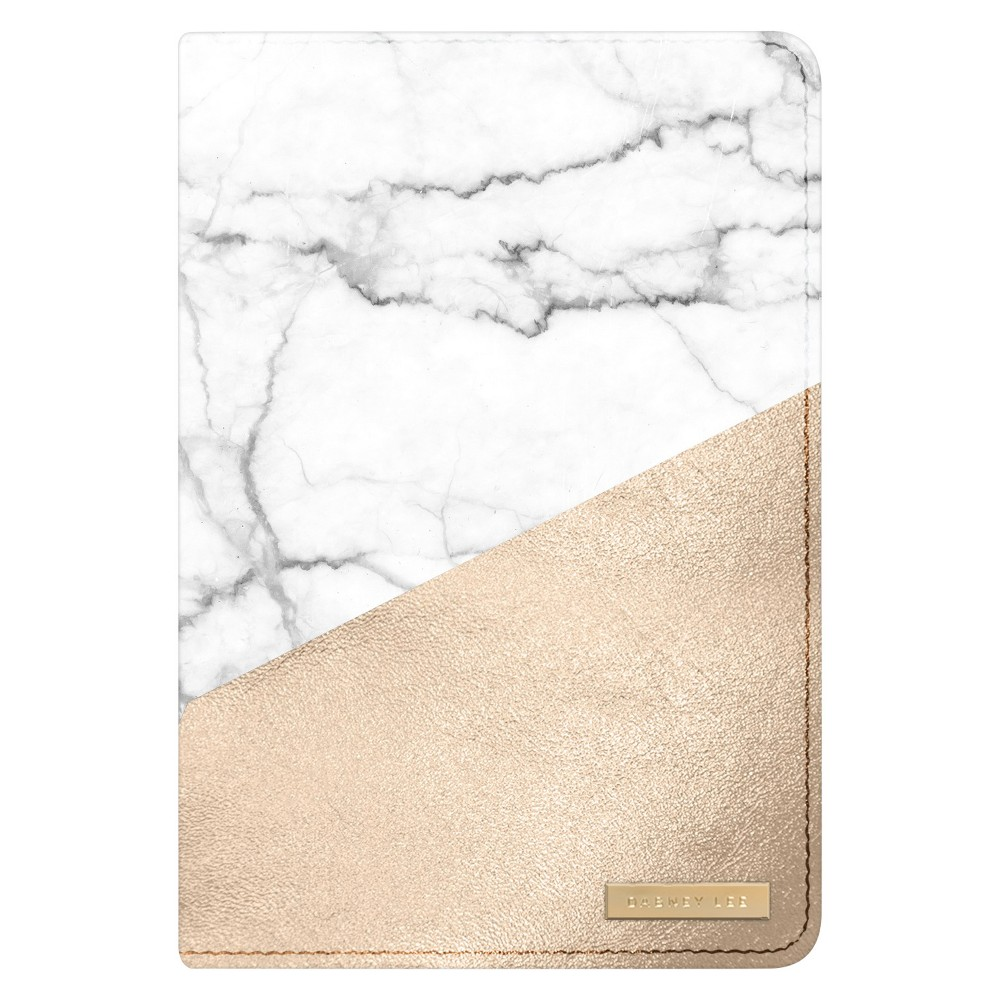 Dabney Lee Ipad Mini Tablet Case White Gold Marble