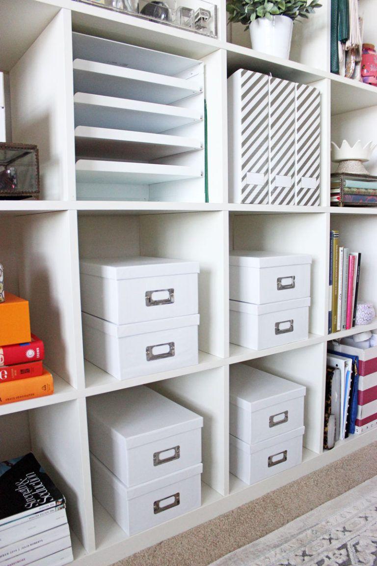 Home Office Shelf Organization Style Cusp Ikea Shelves White Photo Box Storage Containers Home Office Storage White Storage Cabinets Home Office Shelves