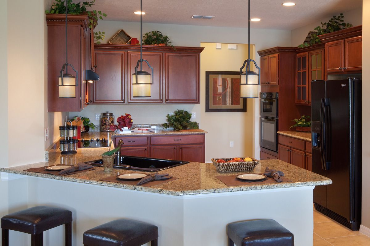 Shingle Creek Reserve Ii Kb Homes New Homes For Sale Kitchen Dining Room