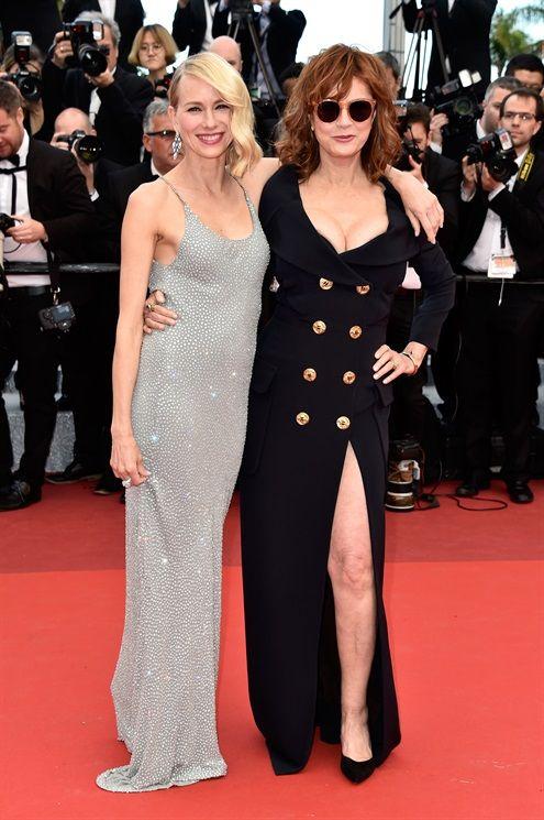 Naomi Watts, Susan Sarandon -Cannes 2016 -