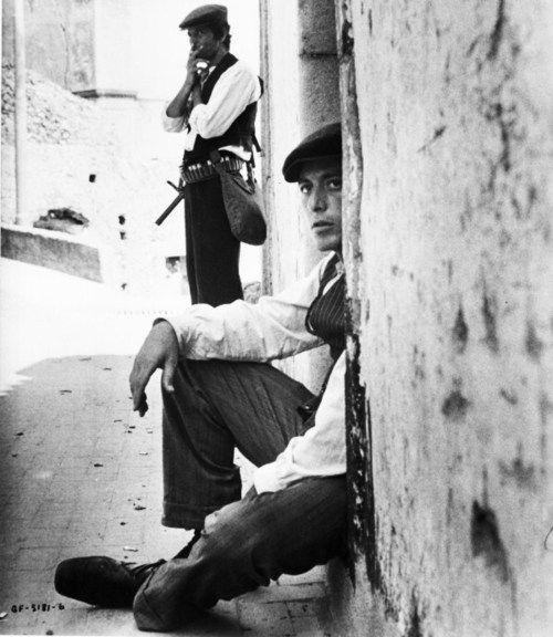 Michael in Corleone, Sicily