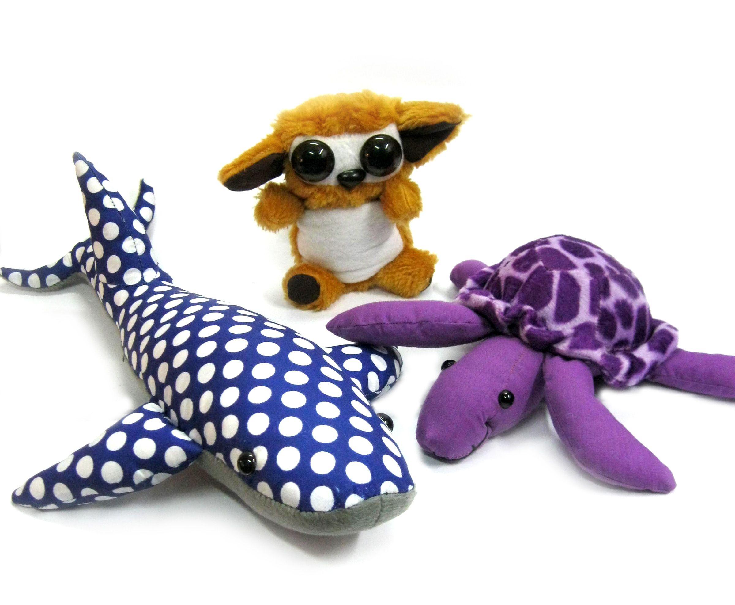 Adorable Butanding Pawikan And Tarsier Stuffed Toys Monster Dolls Dinosaur Stuffed Animal Toys