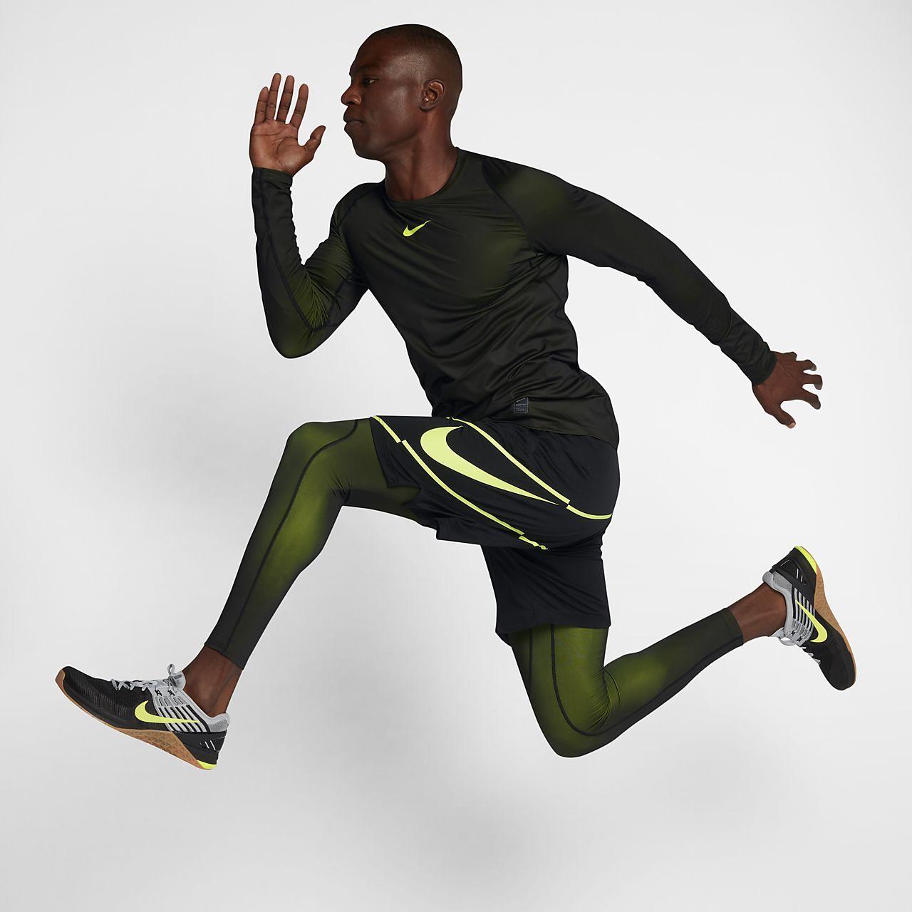 3e27893b6ac0 Nike Pro Colorburst Men s Training Tights Running Sneakers