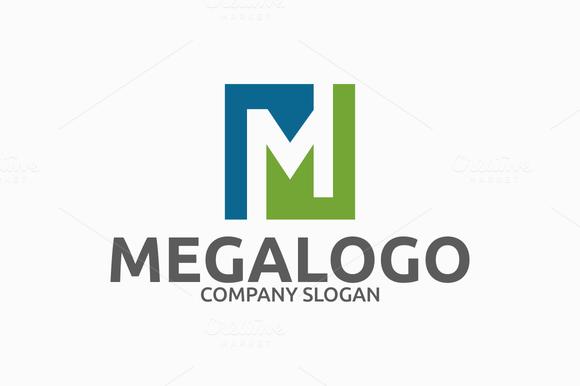 M Letter Logo Letter Logo Logo Design Template Lettering
