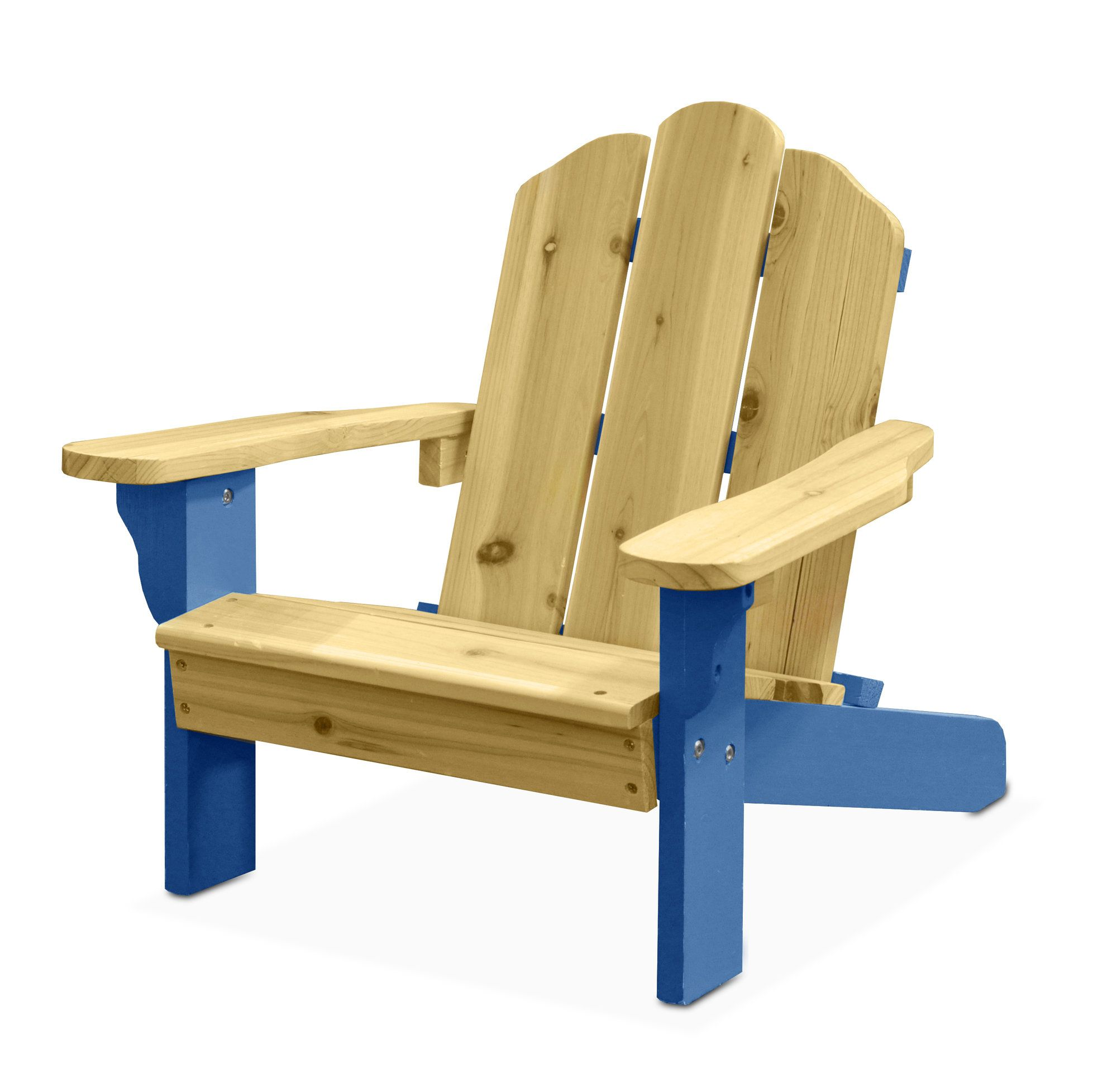 Garett kids two tone adirondack chair products pinterest products