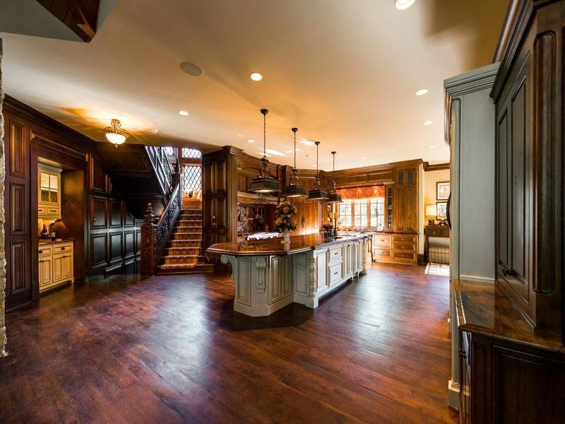 impeccable suwanee mansion 5 950 000 kitchen design