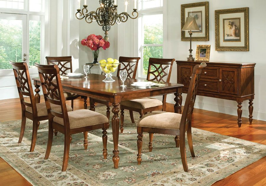 Remington 5 Pc Dinette  Casual Dining  Pinterest  Pc Brown Fair Badcock Furniture Dining Room Sets Inspiration
