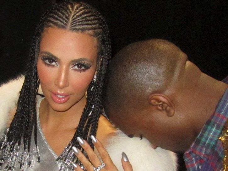 Kim Kardashian defended wearing Fulani braids amidst cries of cultural appropriation