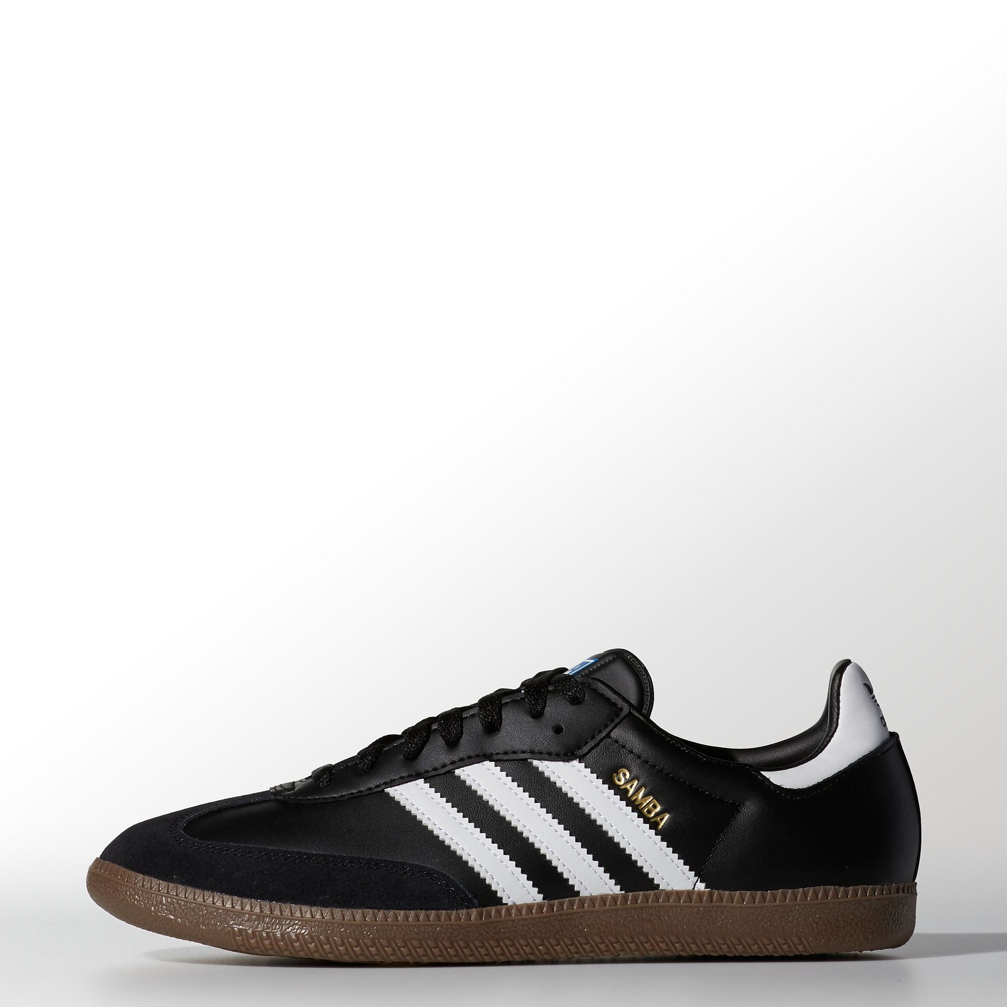 46e8e67f3109 adidas - Samba Shoes black size 10