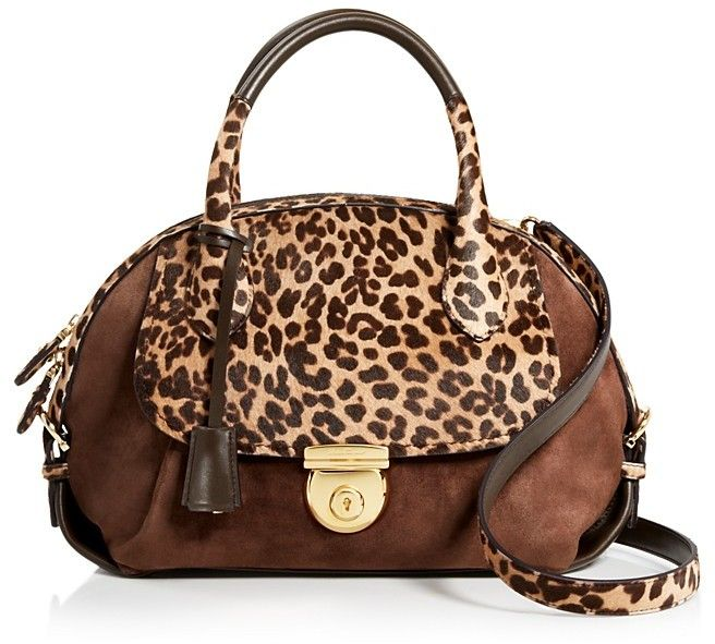 ed94ab91ddad New Michael Kors Lana Leopard-print Hair Calf and Leather Tote Leopard  Women Bag. [$365] topbrandsclothing offers on top store | Women Bag |  Fashion, ...
