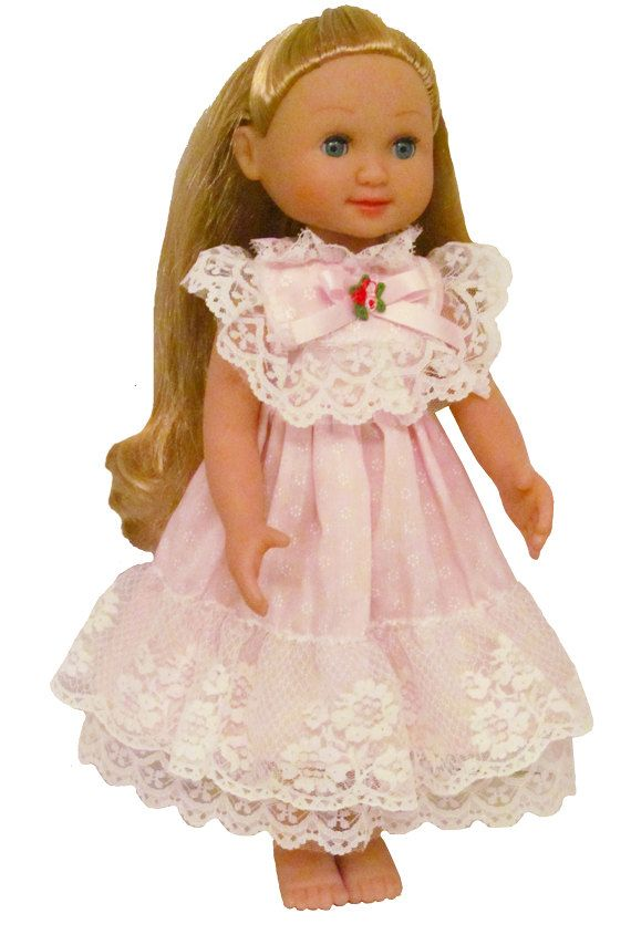 14 Inch Doll Clothes Dress Mine To Love For By