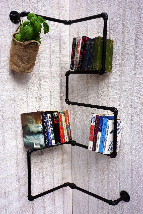 The Union Joint Corner Bookshelf.