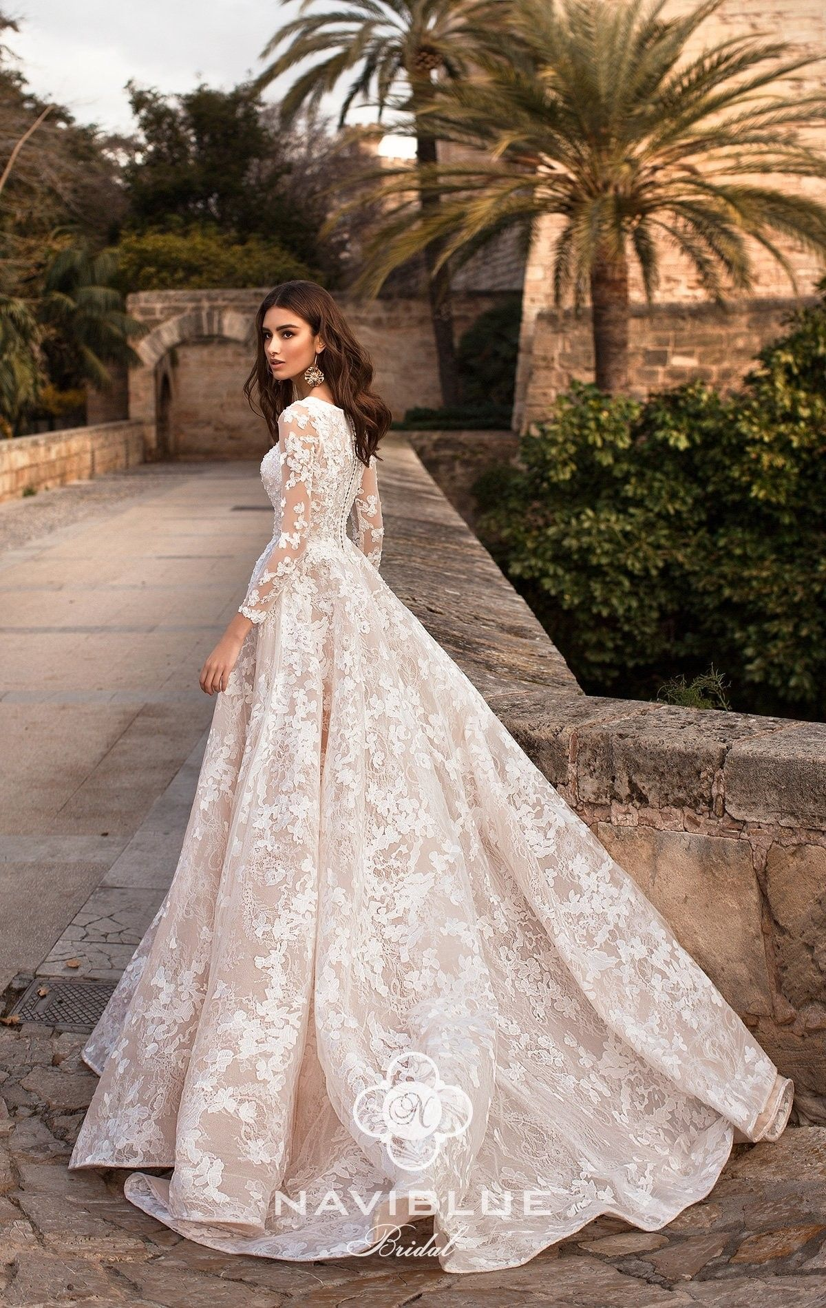 Intricate Wedding Gowns