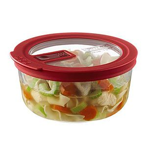 Pyrex No-Leak Lids Review - Good Housekeeping  sc 1 st  Pinterest & Pyrex No-Leak Lids | Pyrex Food storage and Storage containers