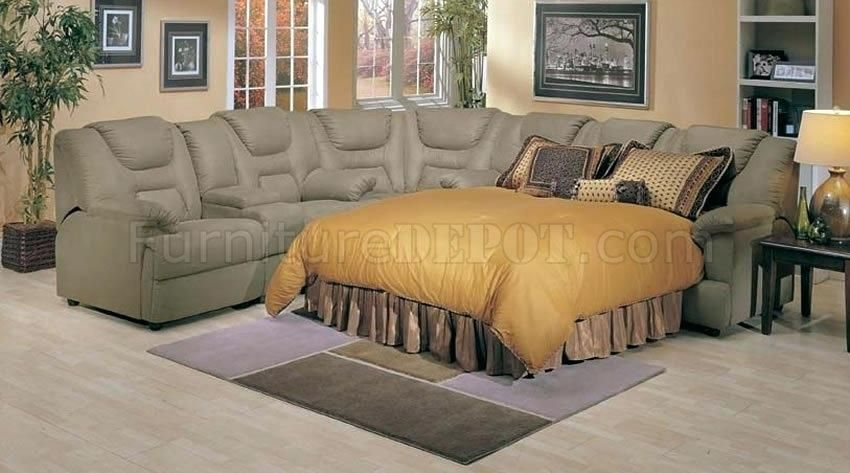 recliner pull out sofa bed
