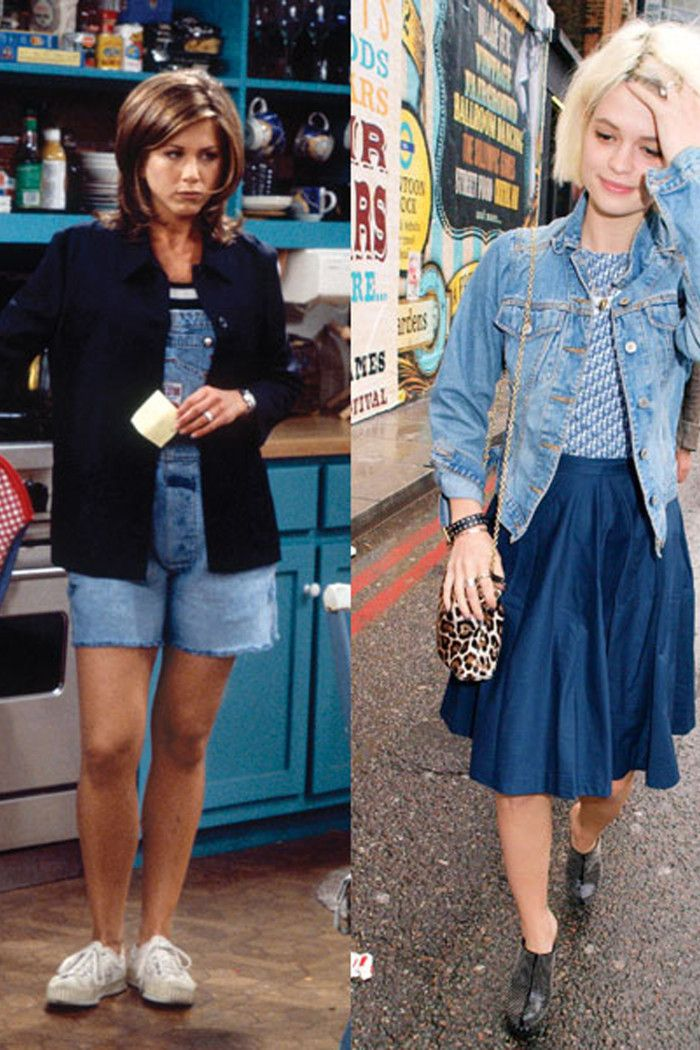 How To Recreate 90s Style Icon Looks | Fashion | Grazia Daily