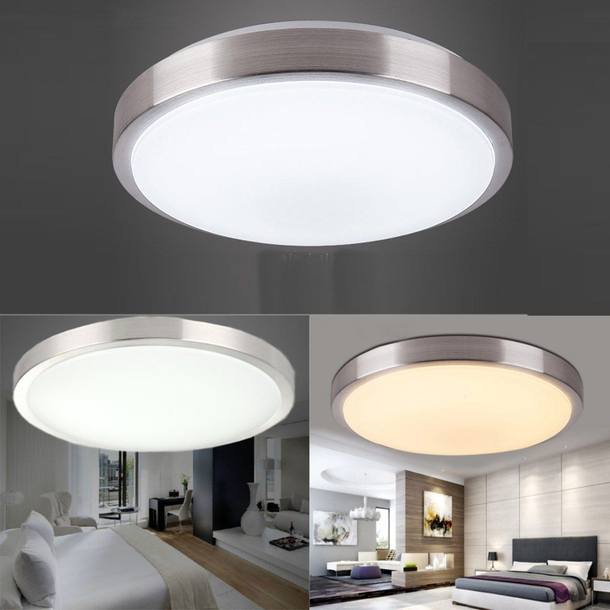 Bathroom Down Lighting Alcove Asewin Led Ceiling Lightsmodern Led