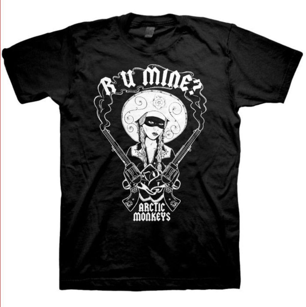 R U Mine? tshirt Arctic Monkeys. T shirt, Band tshirts