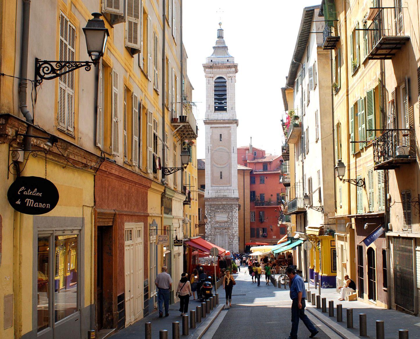 Nice - Vieille ville | Love Affair... France | Pinterest ...