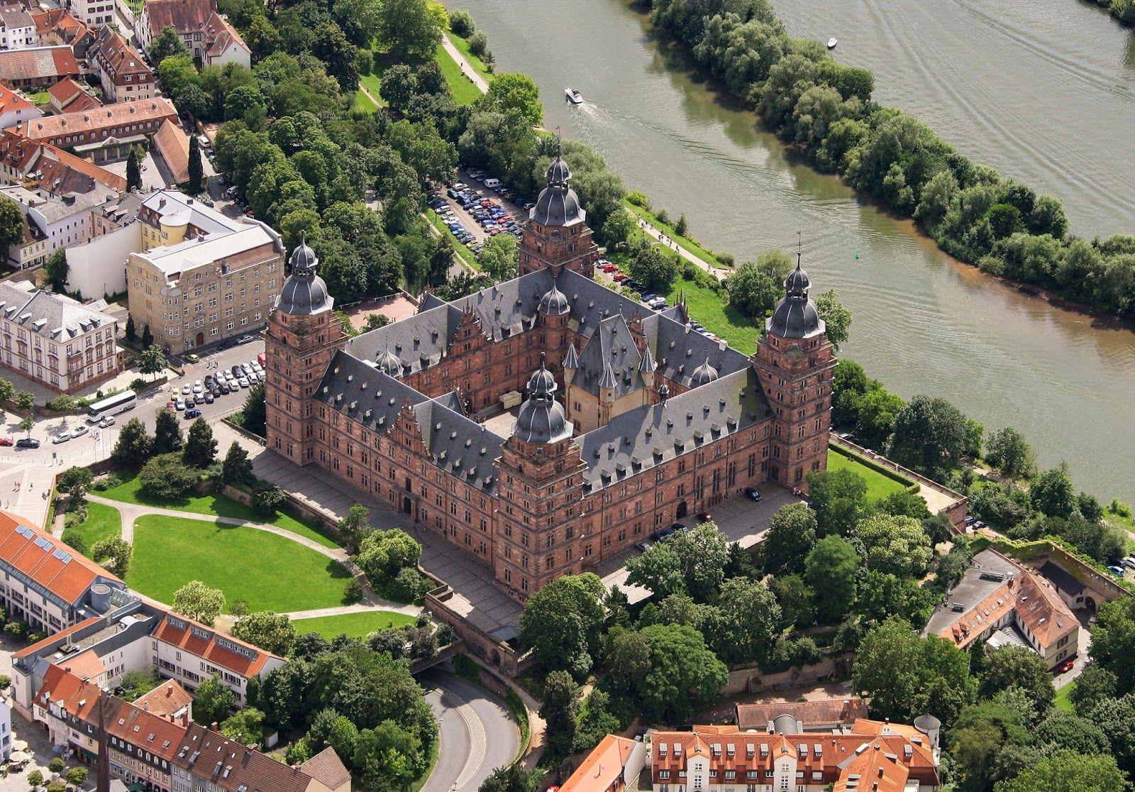Schloss Johannisburg is a schloss in the town of Aschaffenburg, Germany.