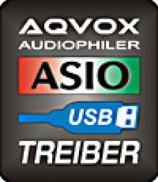 AQVOX Audiophile ASIO USB Driver Software