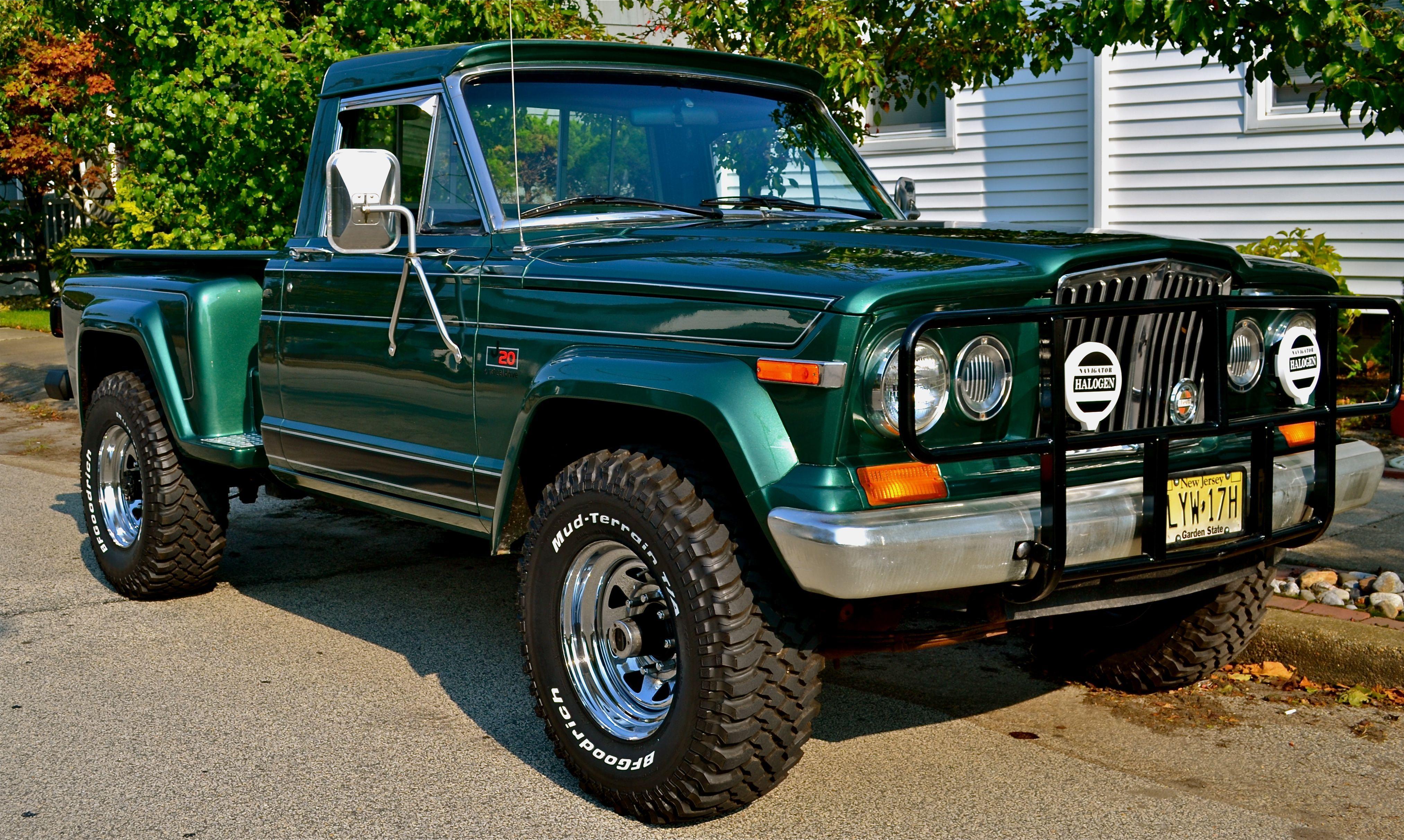 1 Good Looking Jeep Truck Jeep Truck Jeep Pickup Truck Mopar Jeep