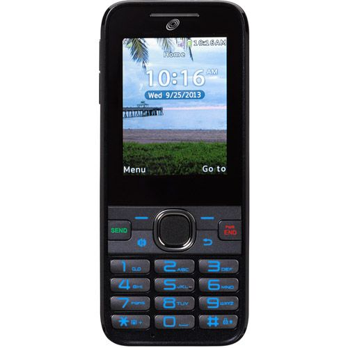 TracFone Huawei Prepaid H110C Double-Minute Cell Phone ...