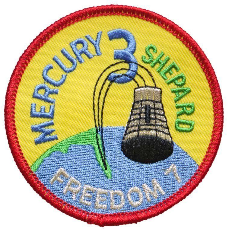Mercury Three Freedom 7 Project Mercury Nasa Missions Mercury