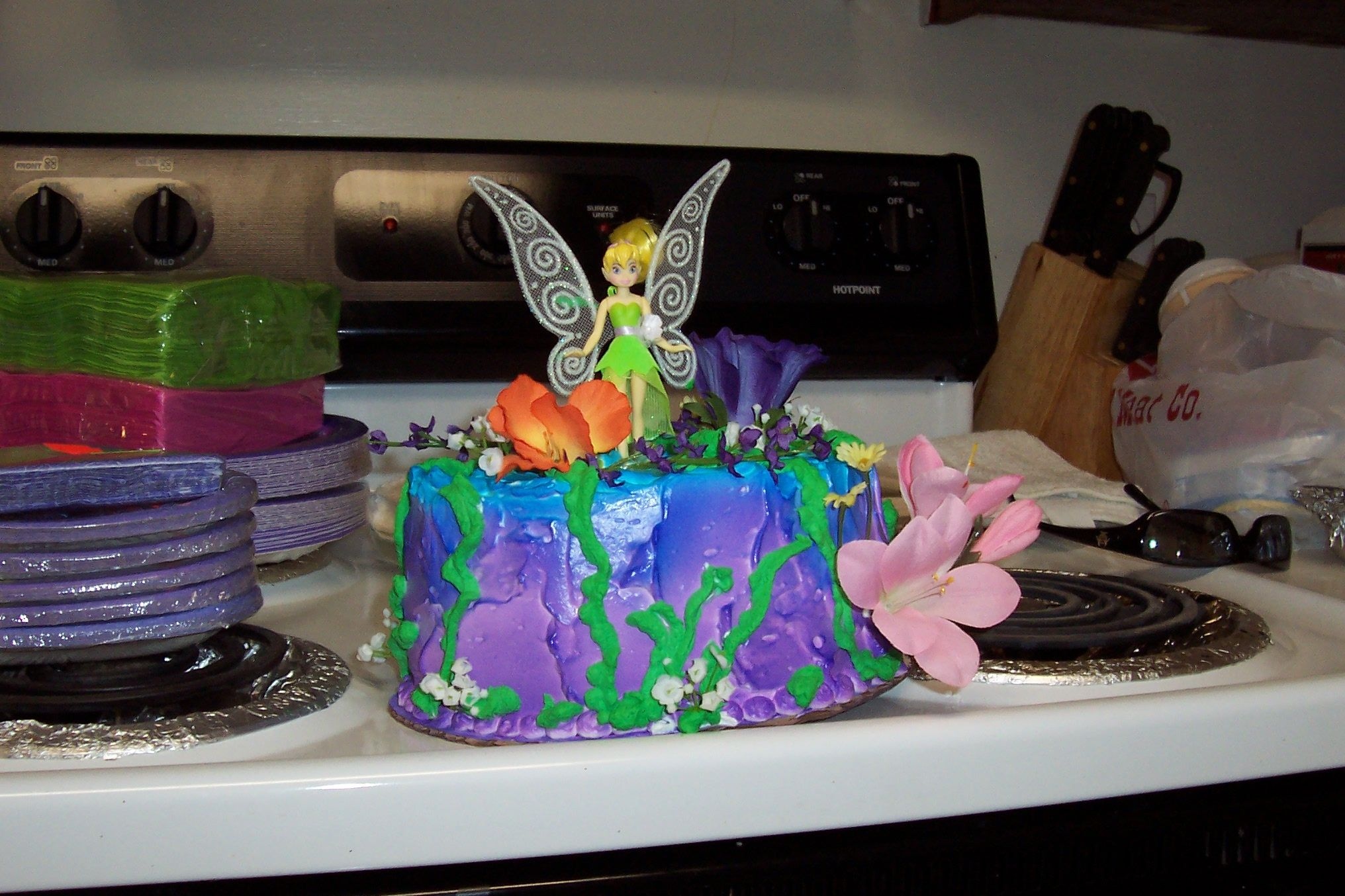 This was shelby's very own cake for her 2nd birthday.