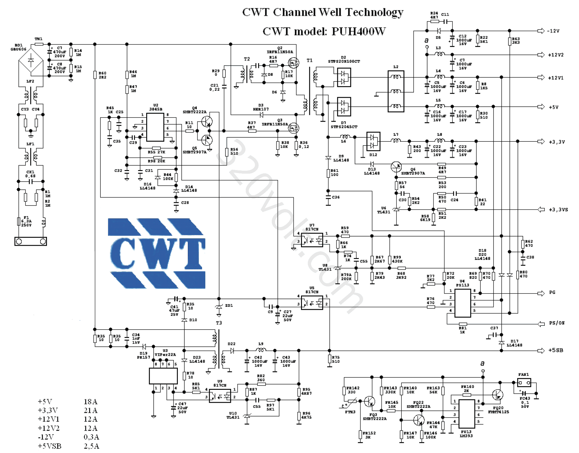d ff circuit diagram