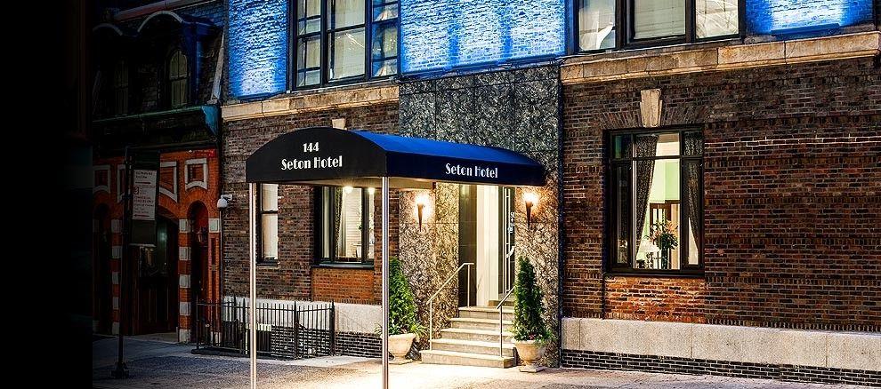 Seton Hotel In New York City