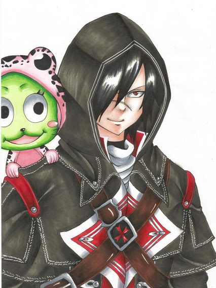 Frosch and Rouge | Fairy Tail | Fairy tail, Fairy tail gray
