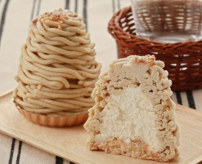 Mont blanc recipe mont blanc for Mont blanc recipe