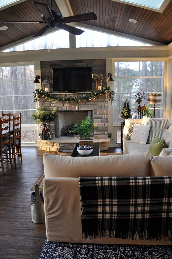 Back Porch Additions Best Ideas About Room Additions On House Additions Interior Designs: 20+ Best Sunroom Ideas For A Year-Round (Totally Groundbreaking Idea)