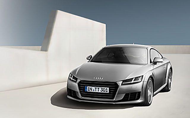 Cool Audi: AUDI TT, UN SOGNO DA REALIZZARE  Audi TT: bellezza e fascino infiniti