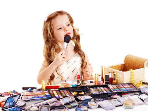 Organic Makeup For Kids Glamorous Should Kids Apply Makeup  Makeup Organic Beauty And Beauty Trends Decorating Inspiration