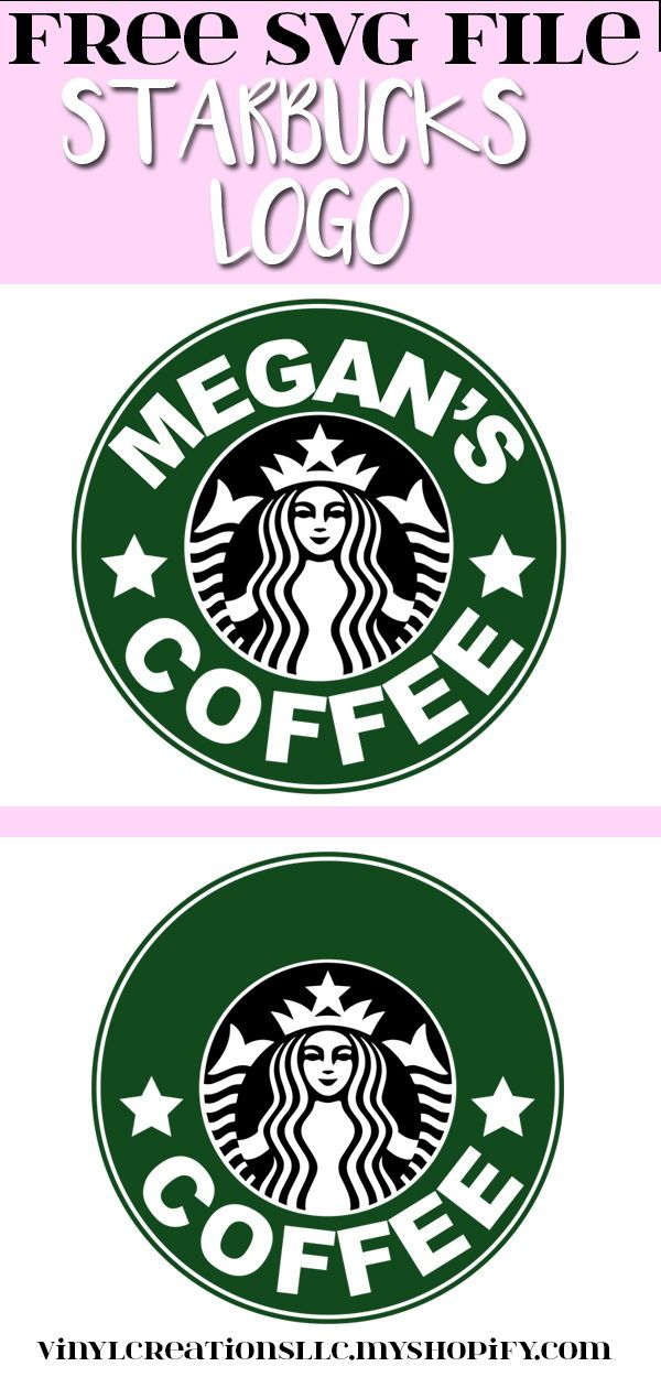 Instant Download I Would Love To See Your Finished Item Please Send Me A Photo Or Add It To Your Review Starbucks Logo Svg Free Files Free Clip Art
