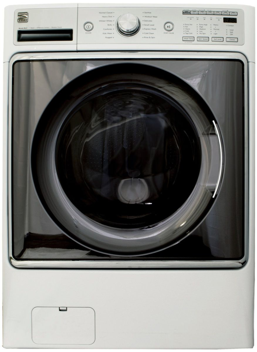 They Can Rebuild It They Have The Technology Washing Machine Reviews Kenmore Elite Kenmore