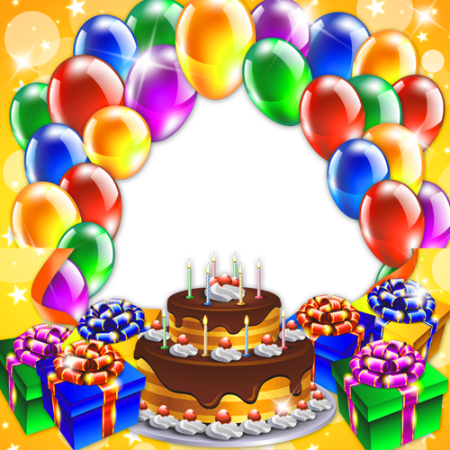 Create Birthday Frame With Custom Photo And Your Name