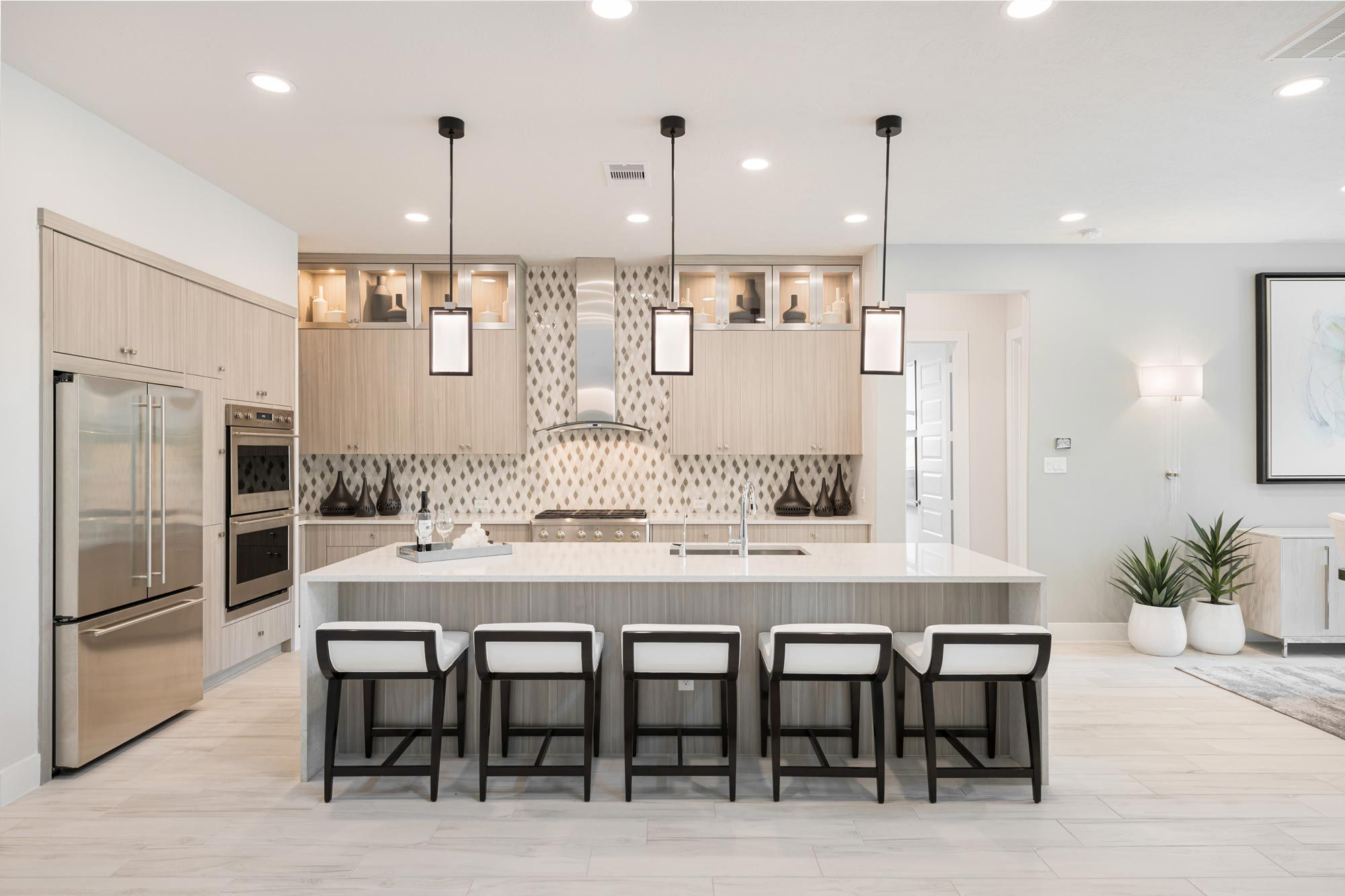 Start Your New Home Search With Trendmaker Homes Dream Home Design Kitchen Arrangement Home