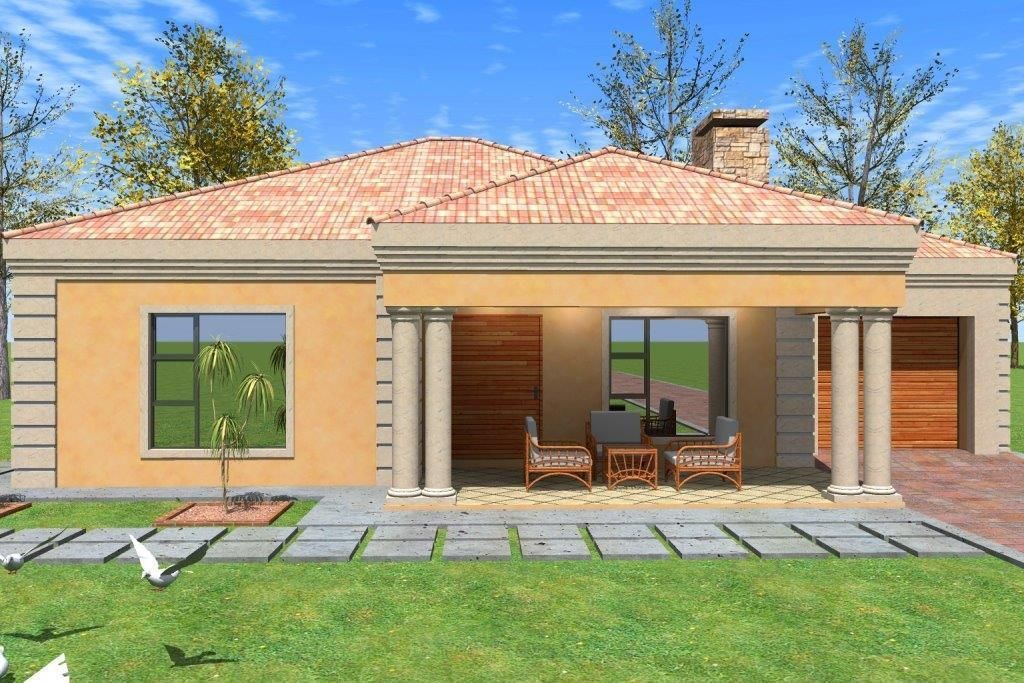A W1225d Single Storey House Plans Tuscan House Plans Tuscan House